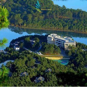 Combo tour du lịch Đà Lạt Edensee Lake Resort & Spa Toàn Cảnh