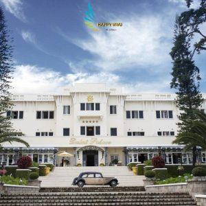 Combo tour du lịch Đà Lạt Palace Heritage Hotel Toàn Cảnh