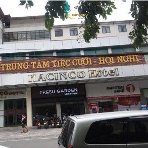 Combo tour du lịch Hà Nội Hacinco Hotel