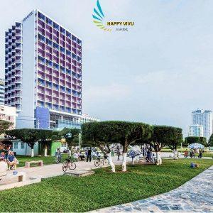 Combo tour du lịch Nha Trang Novotel Hotel Toàn Cảnh