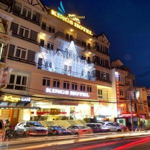Combo tour du lịch Đà Lạt Kings Hotel Toàn Cảnh