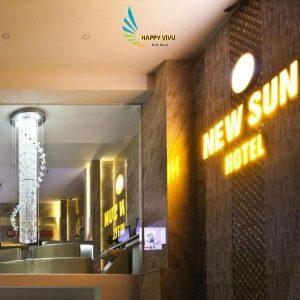 Combo tour du lịch New Sun Hotel Nha Trang 3 sao Toàn Cảnh