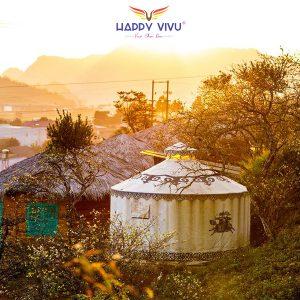 Combo tour du lịch Vhouse Moc Chau