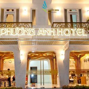 Combo tour du lịch Đà Lạt Phương Anh Hotel Toàn Cảnh