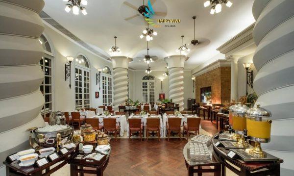 Combo tour du lịch Nha Trang Vinpearl Resort & Spa Nhà Hàng