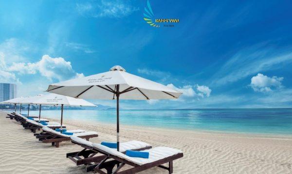 Combo tour du lịch Nha Trang Vinpearl Resort & Spa Bãi Biển