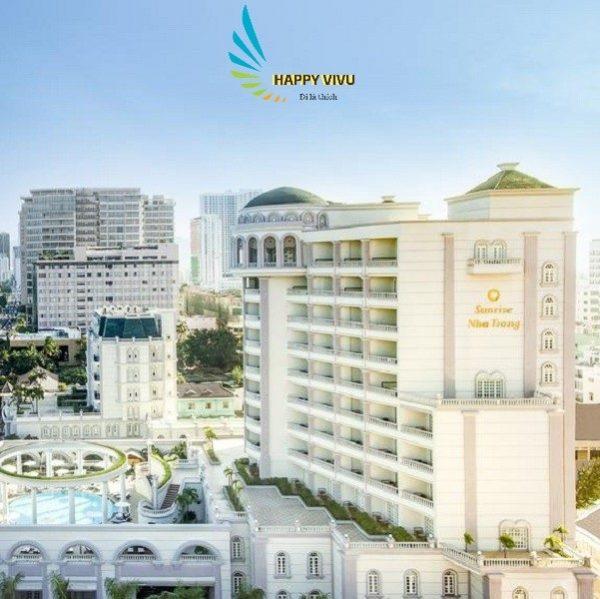Combo tour du lịch Nha Trang Vinpearl Resort & Spa Toàn Cảnh