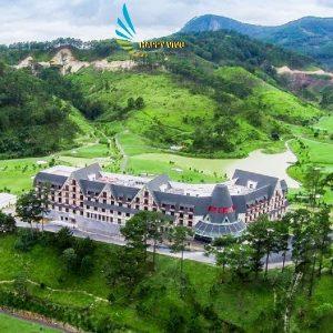 Combo tour du lịch Đà Lạt Swiss-Belresort Tuyen Lam Resort Toàn Cảnh