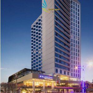 Combo tour du lịch Nha Trang StarCity Hotel Toàn Cảnh