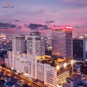 Combo tour du lịch Thái Lan Prince Palace Hotel