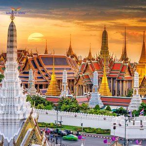 Combo tour du lịch Pattaya Thái Lan ZEN Room LK Metro Cung Điện Hoàng Gia