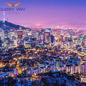 Tour Du Lịch Hàn Quốc Seoul - Nami Thành Phố Seoul