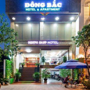 Combo tour du lịch Đà Nẵng Đông Bắc Hotel - Toàn Cảnh