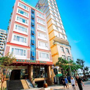 Combo tour du lịch Đà Nẵng Kiên Cường 1 Hotel - Toàn Cảnh