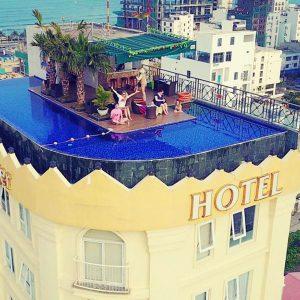 Combo tour du lịch Đà Nẵng Queen's Finger Hotel - Toàn Cảnh