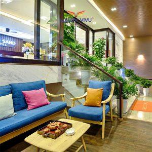 Combo tour du lịch Đà Nẵng White Sand Hotel - Sảnh chung