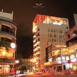 Combo tour du lịch Quy NhơnMento Hotel - Toàn Cảnh