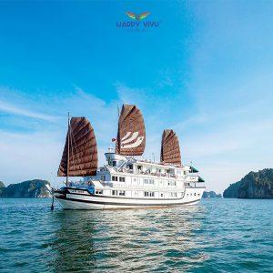 Combo tour du lịch Hạ Long Bhaya Cruise Toàn Cảnh