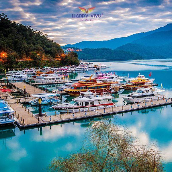 Tour du lịch Đài Loan Cao Hùng - Đài Bắc - Đài Trung - Hồ Nhật Nguyệt