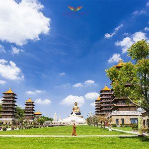 Tour du lịch Đài Loan Cao Hùng - Đài Bắc - Đài Trung - Phật Quang Sơn