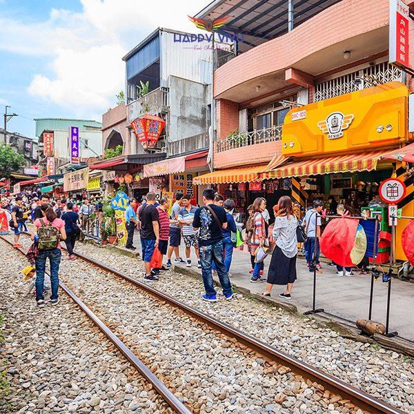 Tour du lịch Đài Loan Cao Hùng - Đài Bắc - Đài Trung - Phố Cổ Thập Phần