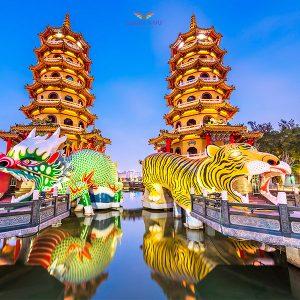 Tour du lịch Đài Loan 5 ngày 4 đêm - Cao Hùng