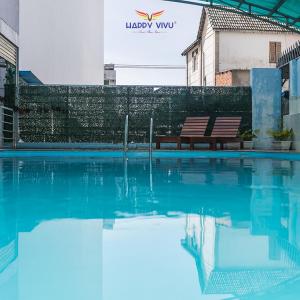 Combo tour du lịch Phú Quốc Galaxy Hotel - Hồ Bơi