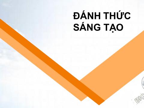 TEAMBILDING CHÀO HÈ 2020 – ĐÁNH THỨC SÁNG TẠO