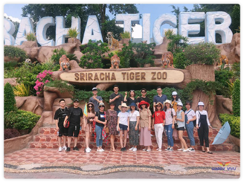 Ngân hàng Quân đội: Trải nghiệm tour Thái Lan